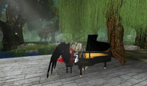 Second Life- on teh piano 83 by V1ciouzMizzAzn