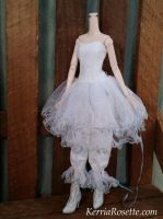 Make It Own Pullip Doll Dress and Bloomers by KerriaRosette