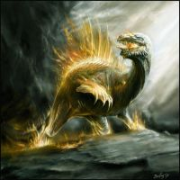 Glaurung by master-Berling