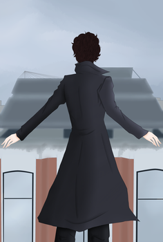 The Reichenbach Fall by ShimoXxLee