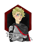 Captain Phasma - FIRST ORDER by TeraStormTAS