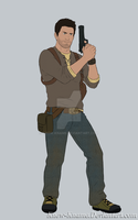 Nathan Drake by Know-Kname
