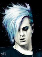 Tommy Joe Ratliff by lucasthefierce