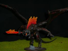 Balrog of Morgoth by emerald825