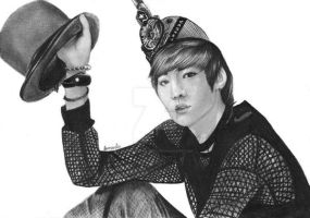 Kevin Woo by BlueBerry-is-cute