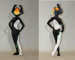 Midna - back by MaiSheriCostumes