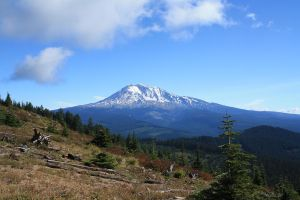 Mount Adams by Cia81