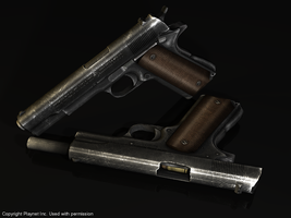M1911 Colt Automatic Pistol by Volcol