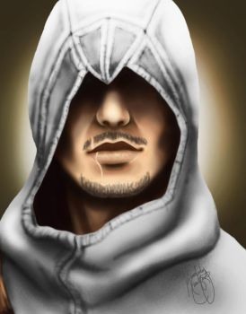 Altair Ibn-Le'Ahad by kimcrawford