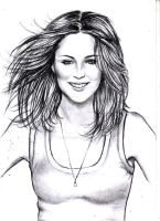 Kristen Stewart Smile by GildaAwesome