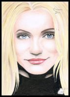 2Cameron Diaz by LittleRamona