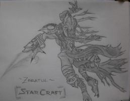 Zeratul by unknown3173