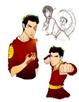 Zuko Long by MexicanSushi