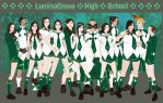 Uniforms group 4 by Wen-M