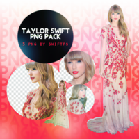 Taylor Swift PNG Pack - 4 by SwiftPs
