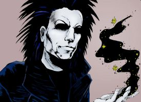 Sandman by xpiratequeenx