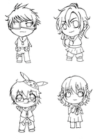 LO4S Chibi 6 by ThienHoaLinh00