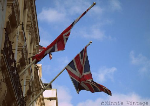 Union Jack by MinnieVintage