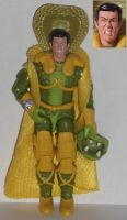 Sylvester Stallone is.....SERPENTOR! by Nite-Lik