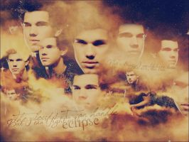 . an eclipse wallpaper . by ImprintedVampire