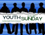 youth sunday by cheenie