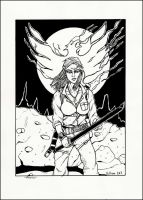 Phoenix by squinkyproductions