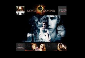 The Mortal Instruments by EllieJelly666