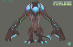-Leviathan - Boss Concept- by Nyanamo