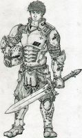 The Knight of the Dragons Code by aca