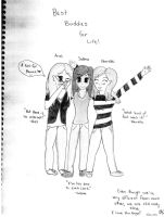 My Best Friends by swimming-girl1