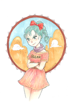 Bulma by Lucia-Conchita