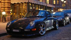Porsche 993 Turbo by ShadowPhotography