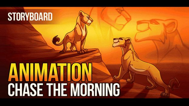 Chase the morning - Animation fragment by Belka-1100