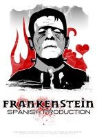 Frankenstein Poster by Sergeantpepper