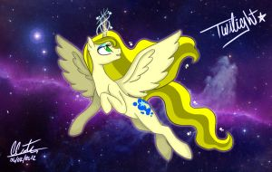OC Pony Request...Twilight by LinaPrime
