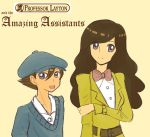Layton's Assistants by OchaHolique
