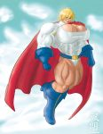 Power Girl Extreme Muscle 2.0 by SatsurouFMG