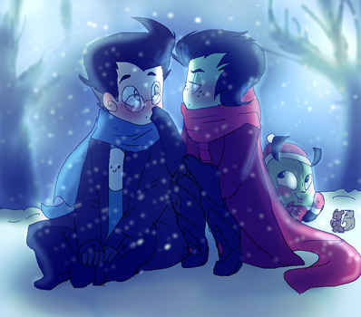Your Planet Is Too Cold  By Captainsnarkyninja by Z-A-D-R
