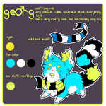 GEORG ref sheet by gyzmo