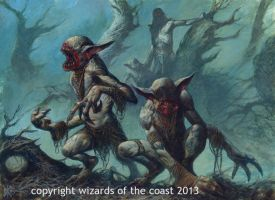 Goblin Nulls by Dave-Kendall
