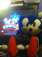 Sonic Jam: Press Start to Play. by ClassicSonicSatAm