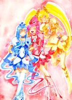 Heartcatch Precure by muttiy