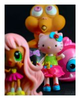 Kitty and Friends by Eccoton
