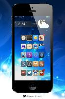 1nka iOS7 by frenchitouch