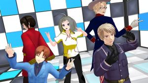 Persona Powers Hetalia Ver AWESOME by HotaruMitsuki101