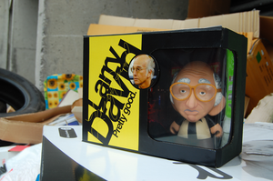 Larry David Custom Munny 3 by corvus-tiberius
