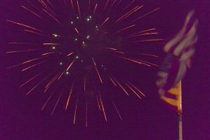 Labor Day Fireworks, Boom 7 by Miss-Tbones