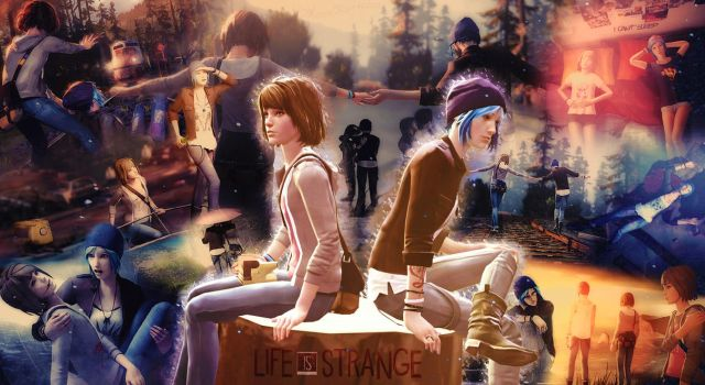 Life is Strange by TheClassica
