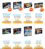 the price of lego in australia by 4450