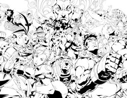 SF3 Teaser - Inks by UdonCrew